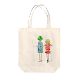 スイサイノキオク。 Tote bags