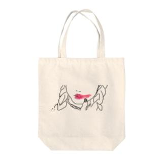 うわき女子 Tote bags