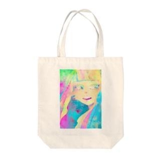 リナリアちゃん Tote bags