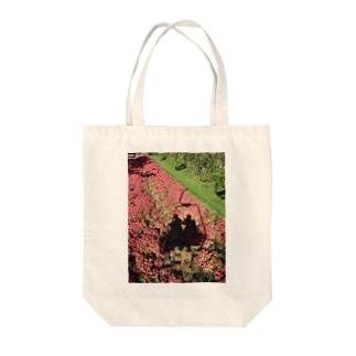 花畑バージンロード Tote bags