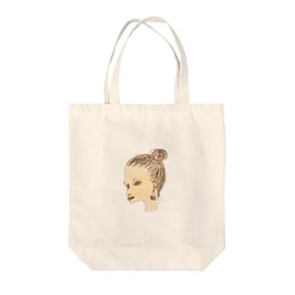 お気に入りのイヤリング Tote bags