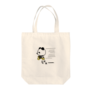 SOUTHFOREST #SFD48 by 大仏2.0の颯爽パンダ Tote bags
