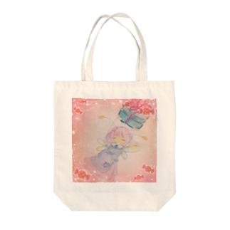 フェアリーリムリム Tote bags