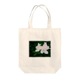 ふらわー Tote bags