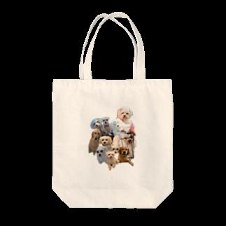 阿部華 Hanaののーまるver. Tote bags