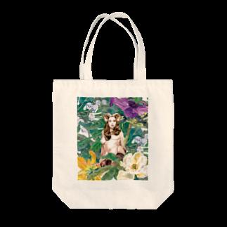 Hitoshi KurokiのArrietty Tote bags