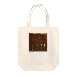 カトラリー×Cafe Tote bags