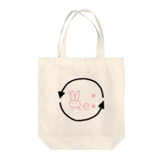 MoltoRaBitのRe:MoltoRaBit Tote bags