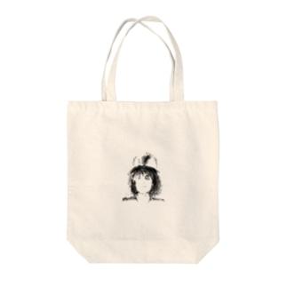 グラムロック ハット Tote bags