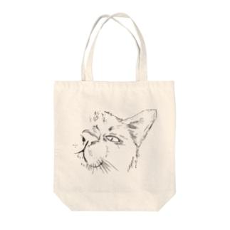 ⌘+Sのこっちゃん Tote bags
