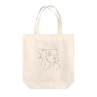 Aiのaiちゃん Tote bags