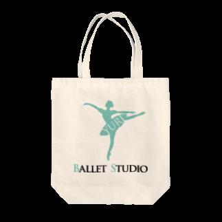YuriBalletのYuriBallet Tote bags