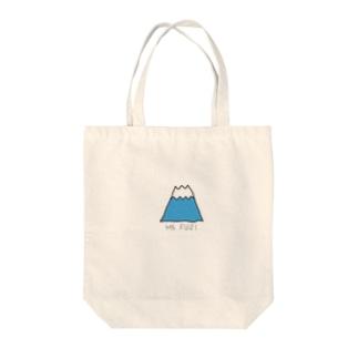 Mt.FUJI Tote bags