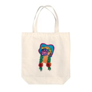 summergirl Tote bags