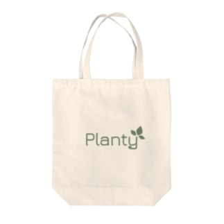 PlantyのPlanty 420 logo Tote bags