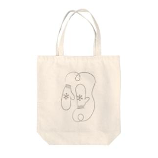 てぶくろ Tote Bag