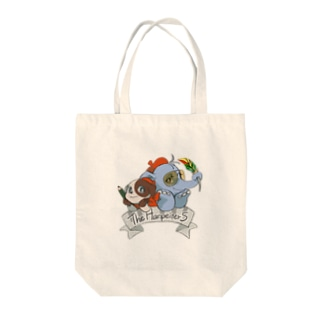 The-HanpeiterS Tote bags