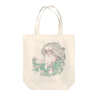 River of Life Tote bags
