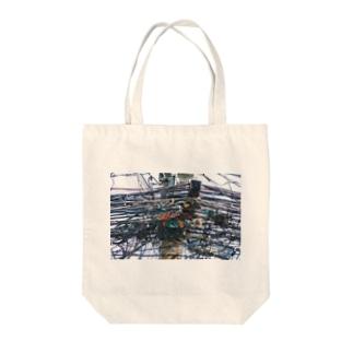 タイの引き留め具 Tote bags