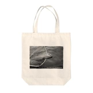 SAKANA Tote bags