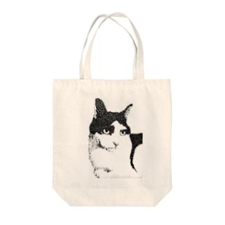 ニコラ Tote bags