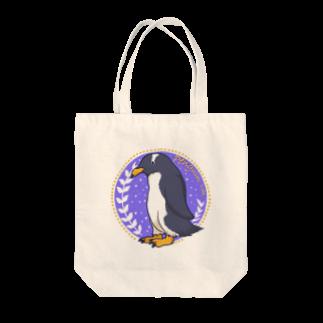 Lichtmuhleのペンギン Tote bags