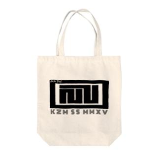 風間水産カクハチロゴ 文字タイプ4 Tote bags