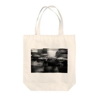 ブレブレ Tote bags