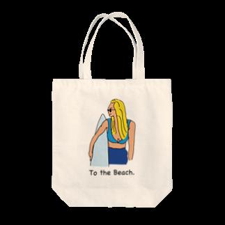 かずまろのsurf Tote bags