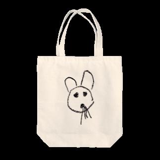 ふきの工房のおなかがすいたネズミ Tote bags