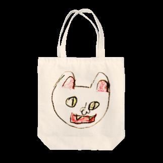 ふきの工房の神楽の化け猫 Tote bags