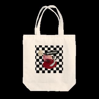 Hararingoの03.important Tote bags