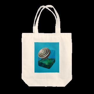 koukiのメロンソーダ(大) Tote bags