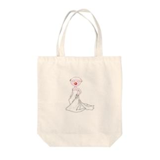 アマビエ スーパーリッチ Tote bags