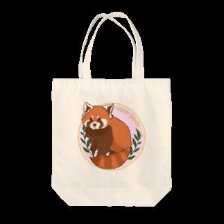 Lichtmuhleのレッサーパンダ Tote bags