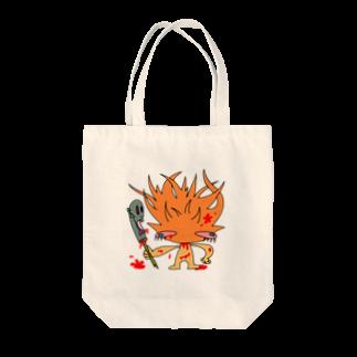 血味亭2ndのほのを Tote bags