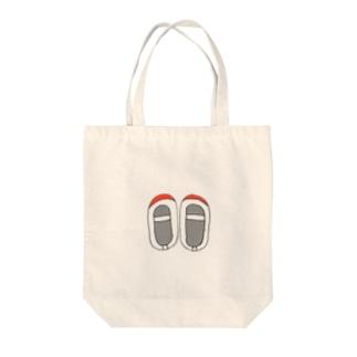 上履き Tote bags