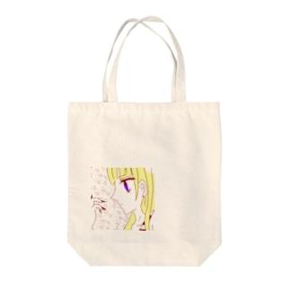 はなちゃん Tote bags