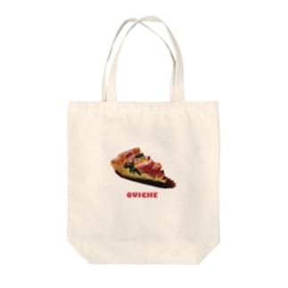 らぶキッシュ Tote bags