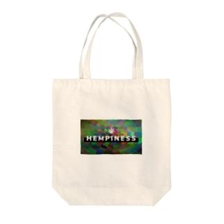 Hempiness Merch Tote bags