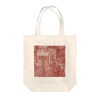 東京|tokyo Tote bags