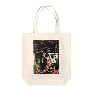 午夜電影 Tote bags