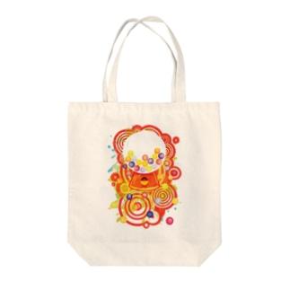 Gumball_Machine Tote bags