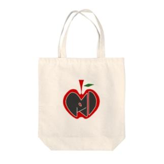 桐島美遊(林檎黒) Tote bags