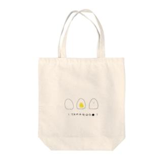 TAMAGOGO Tote bags