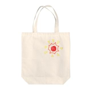 Dub sun Tote bags