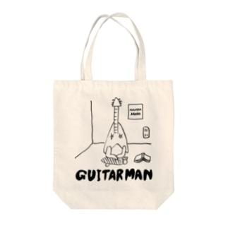 【大橋裕之氏デザイン】ギターマントート Tote bags