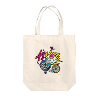 5. 『さいぼう』 Tote bags