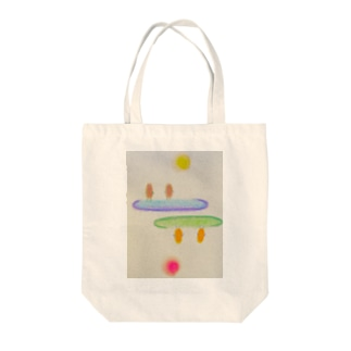 GET THE ヨロコビ Tote bags