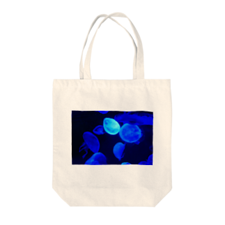 shin88×××のjellyfish Tote bags